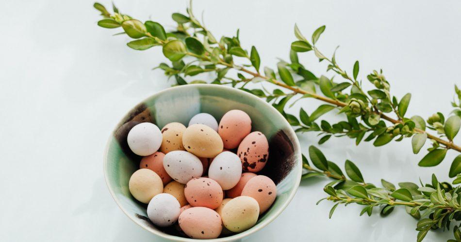 Künstliche Eier